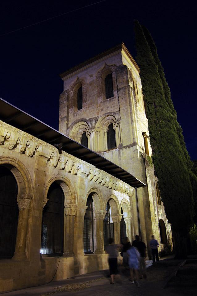 Visitar Segovia