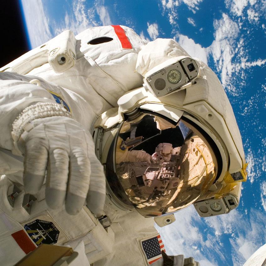 Turismo astronómico, visita a la NASA