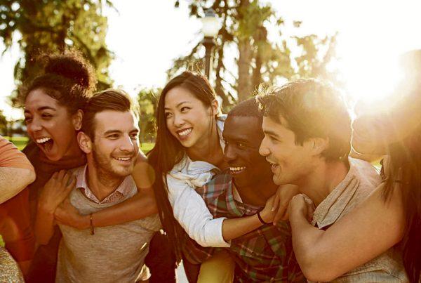 casa rural para grupos amigos y familias