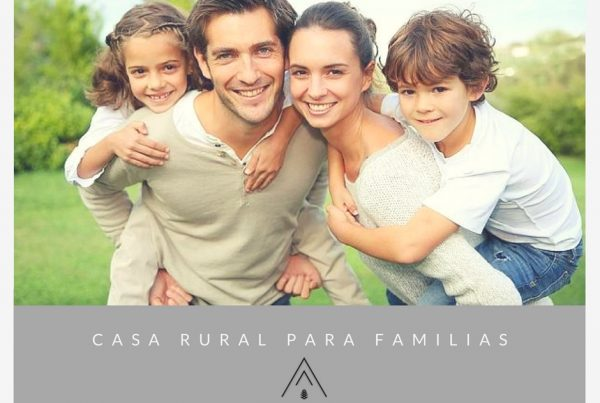 casa rural para familias con hijos en Madrid